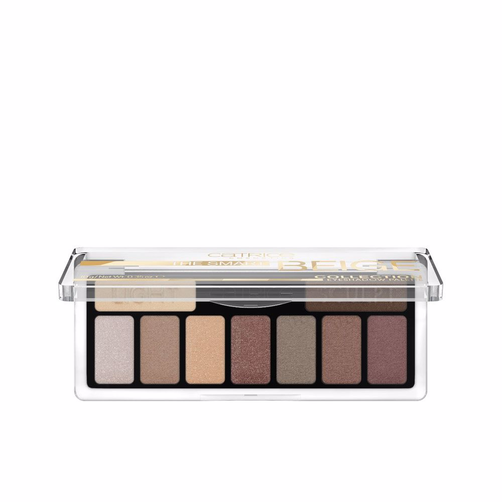 THE SMART BEIGE eyeshadow palette