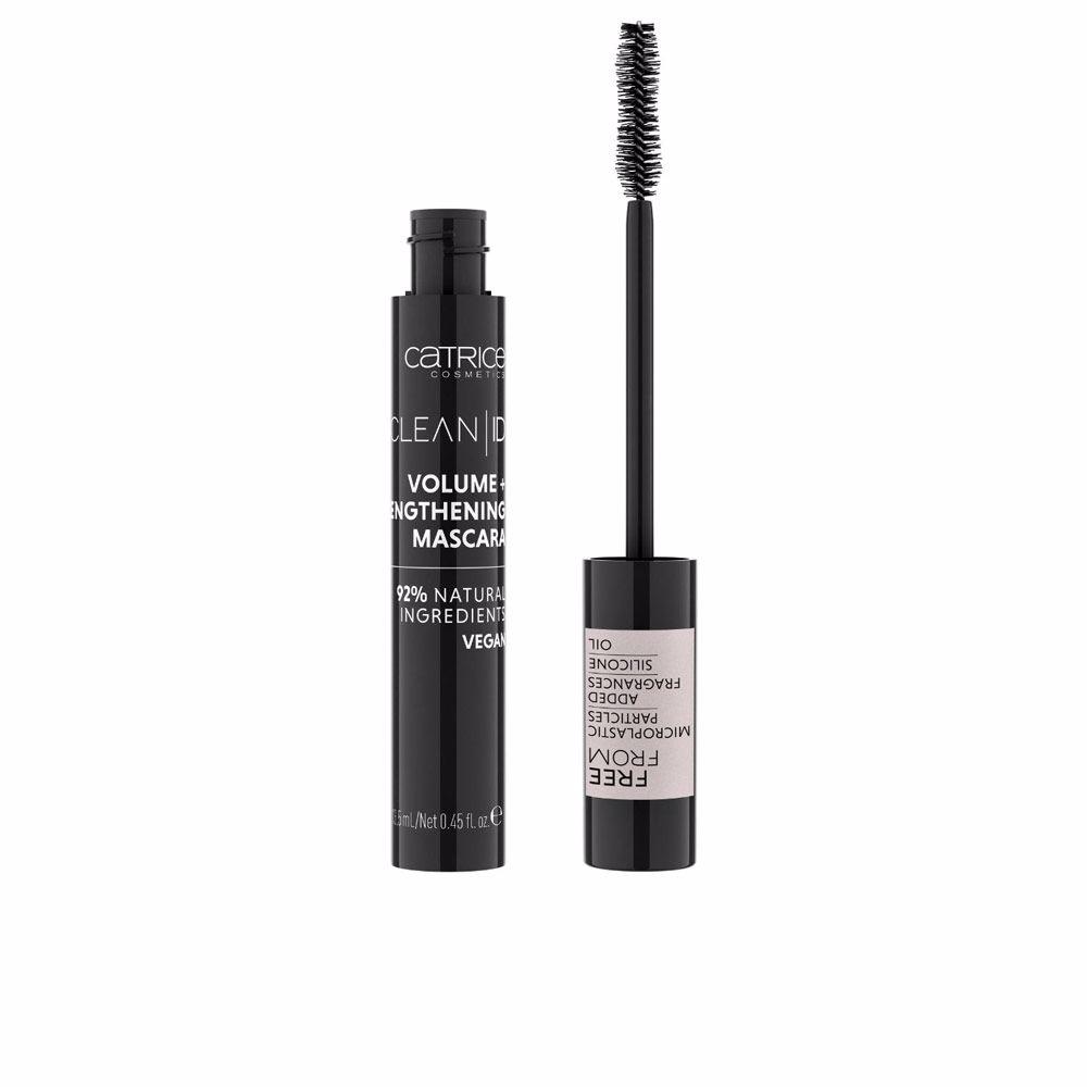 CLEAN ID volume+lengthening mascara