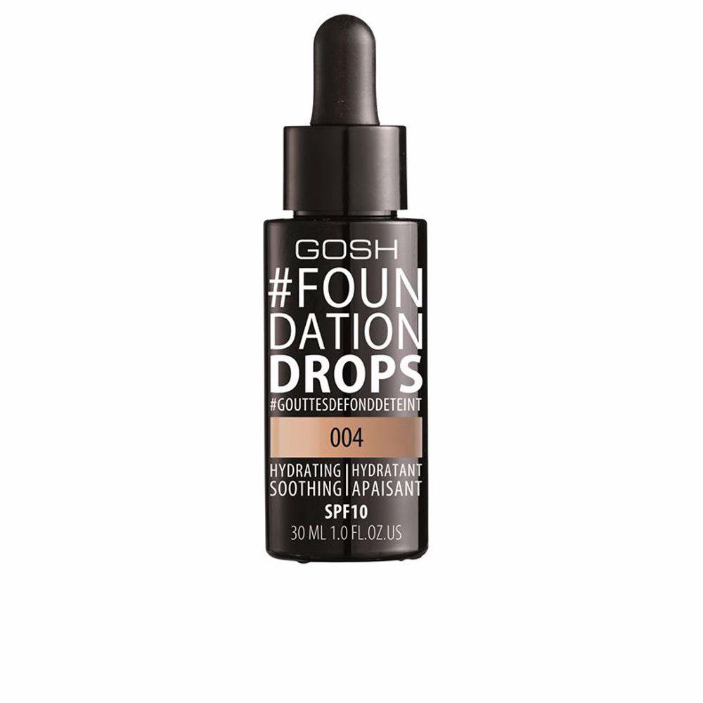 #FOUNDATION DROPS hydrating SPF10