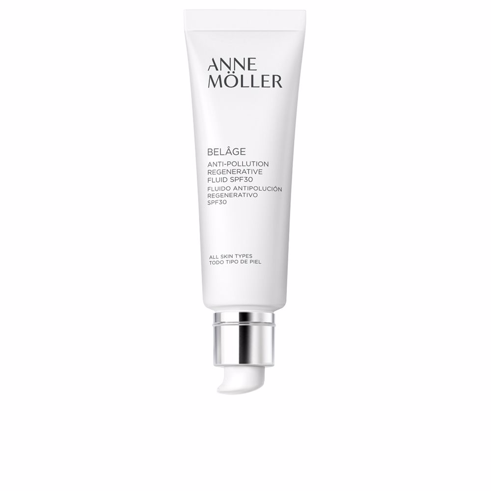 BELÂGE anti-pollution regenerative fluid SPF30