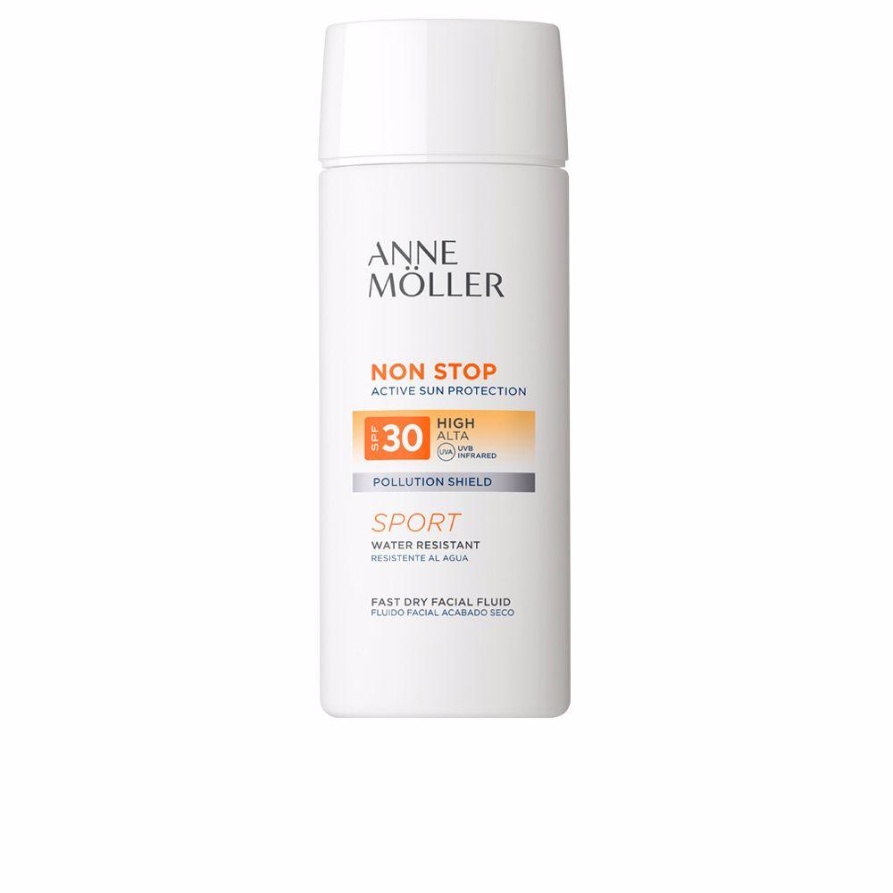 NON STOP fluid face cream SPF30