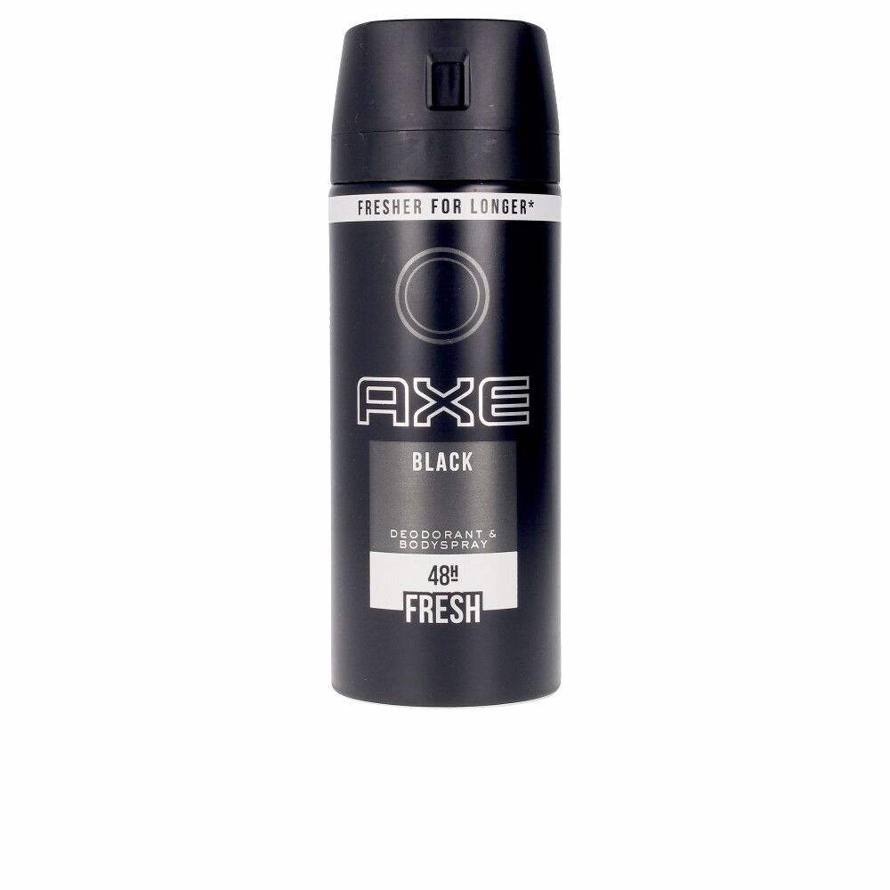 BLACK deodorant spray