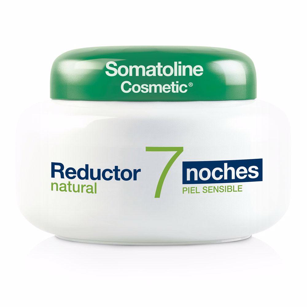 REDUCTOR NATURAL 7 NOCHES piel sensible