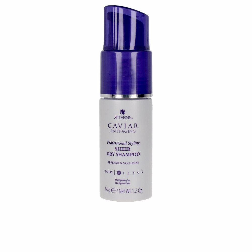 CAVIAR PROFESSIONAL STYLING sheer dry shampoo