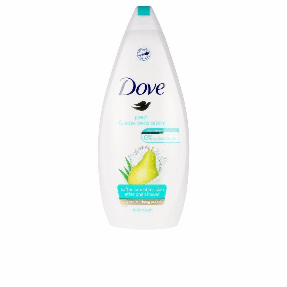 GO FRESH pear & aloe vera body wash