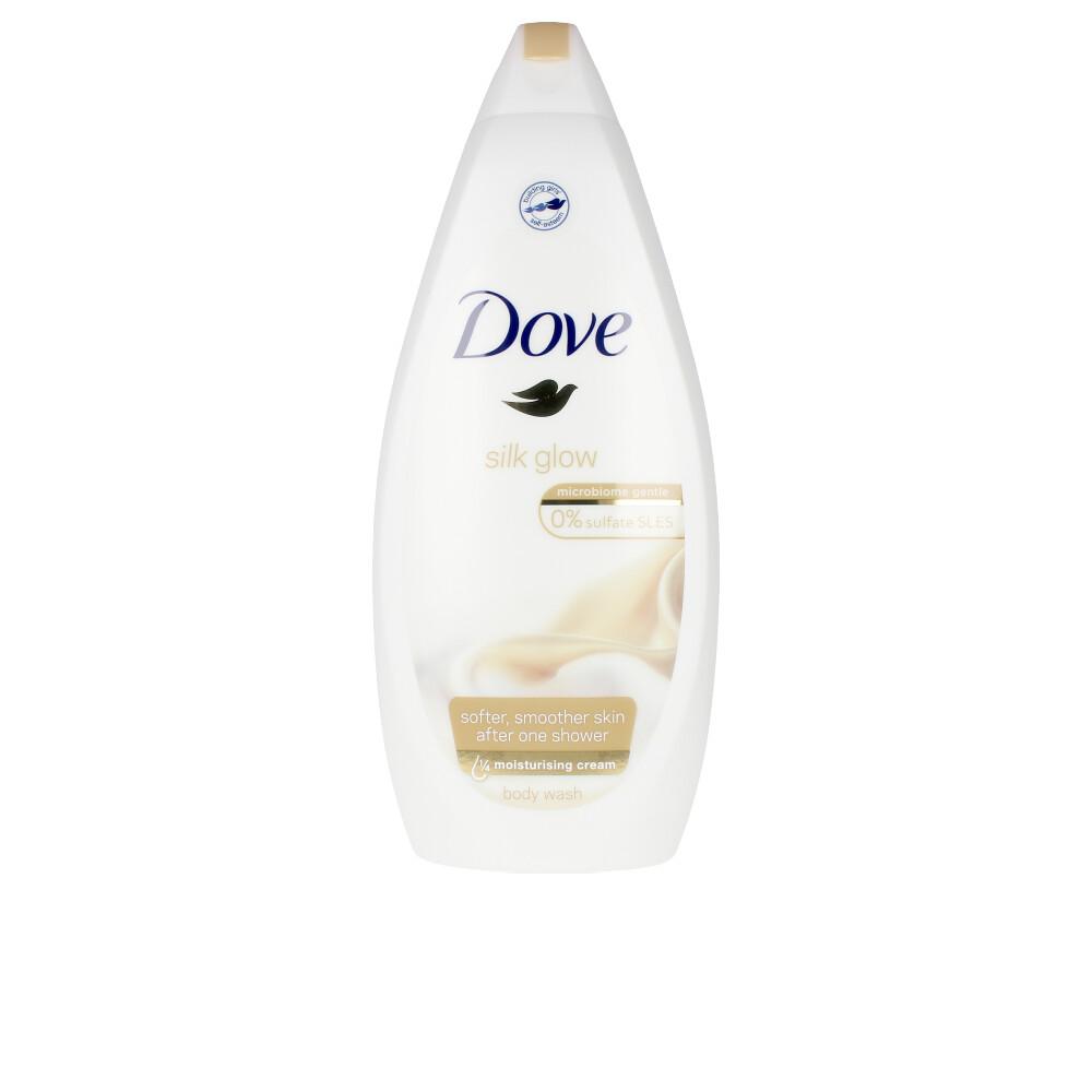 SILK GLOW gel ducha hidratante