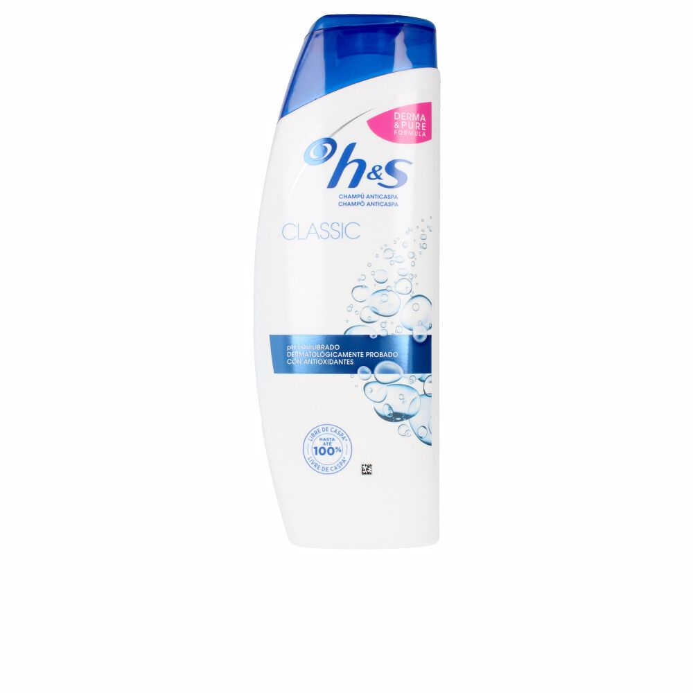 H&S CLASSIC CLEAN shampoo