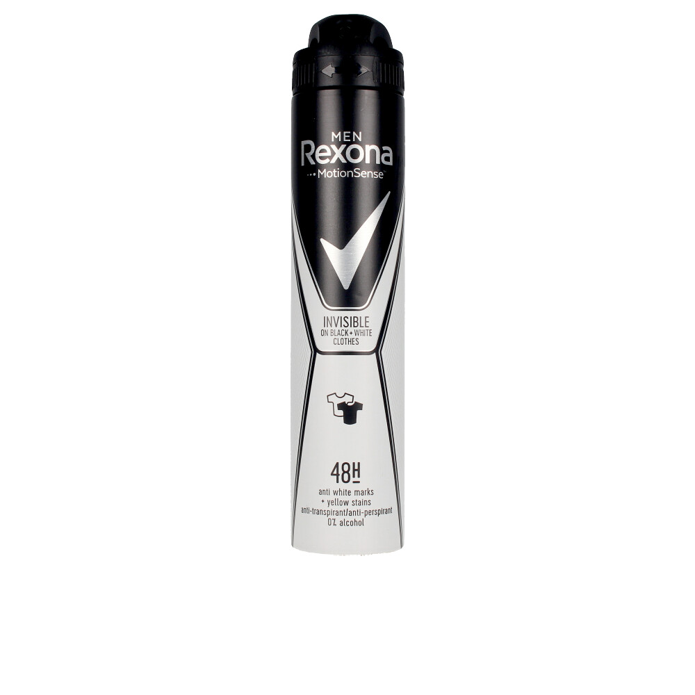 INVISIBLE MEN anti-perspirant spray