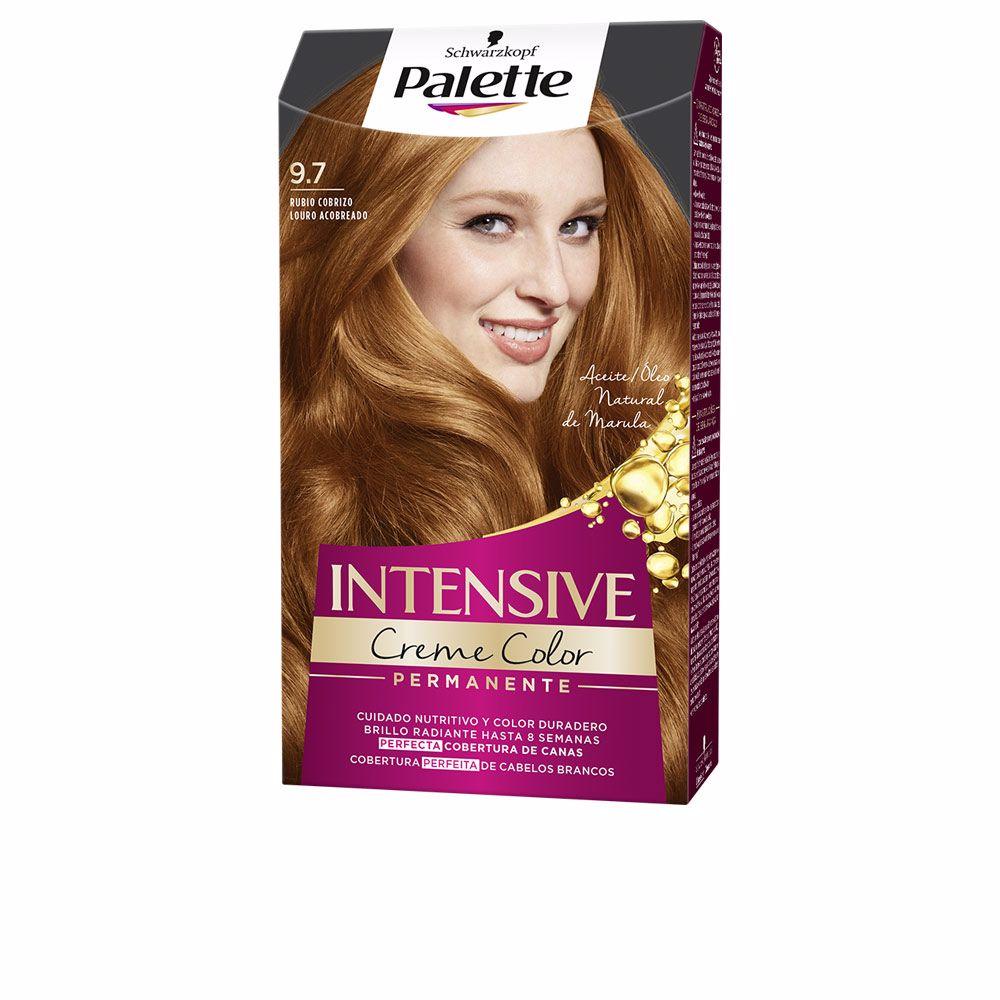 Palette Intensive tinte #9.7-rubio cobrizo