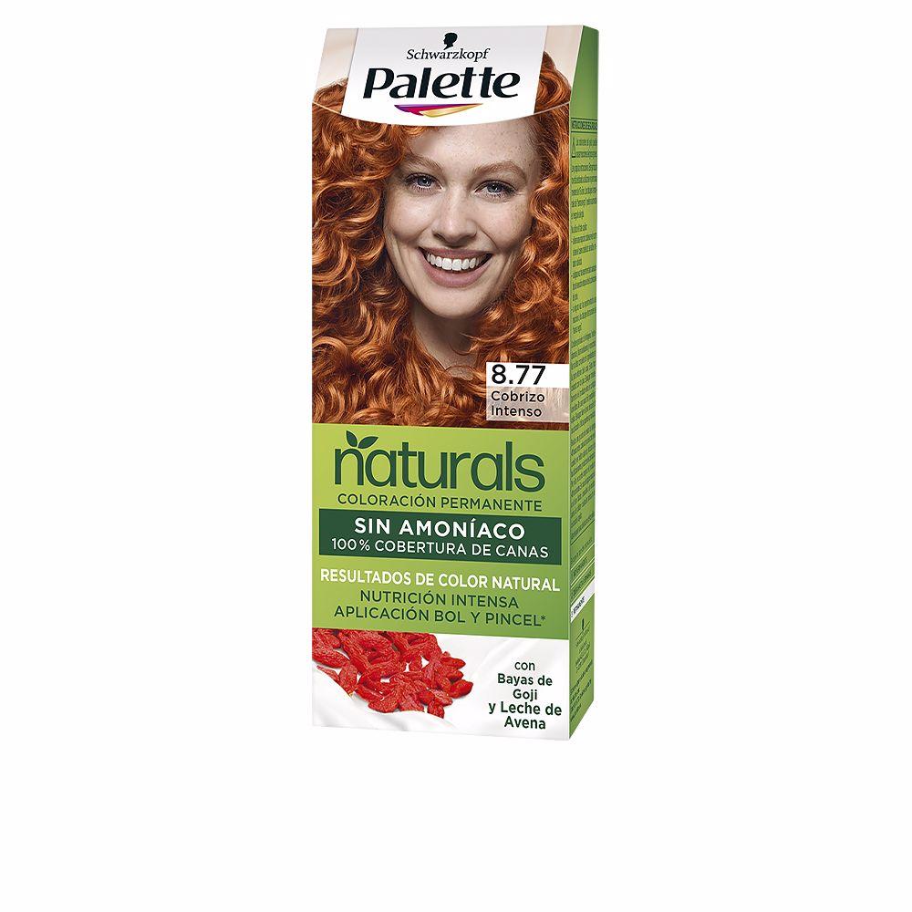 PALETTE NATURALS color creme