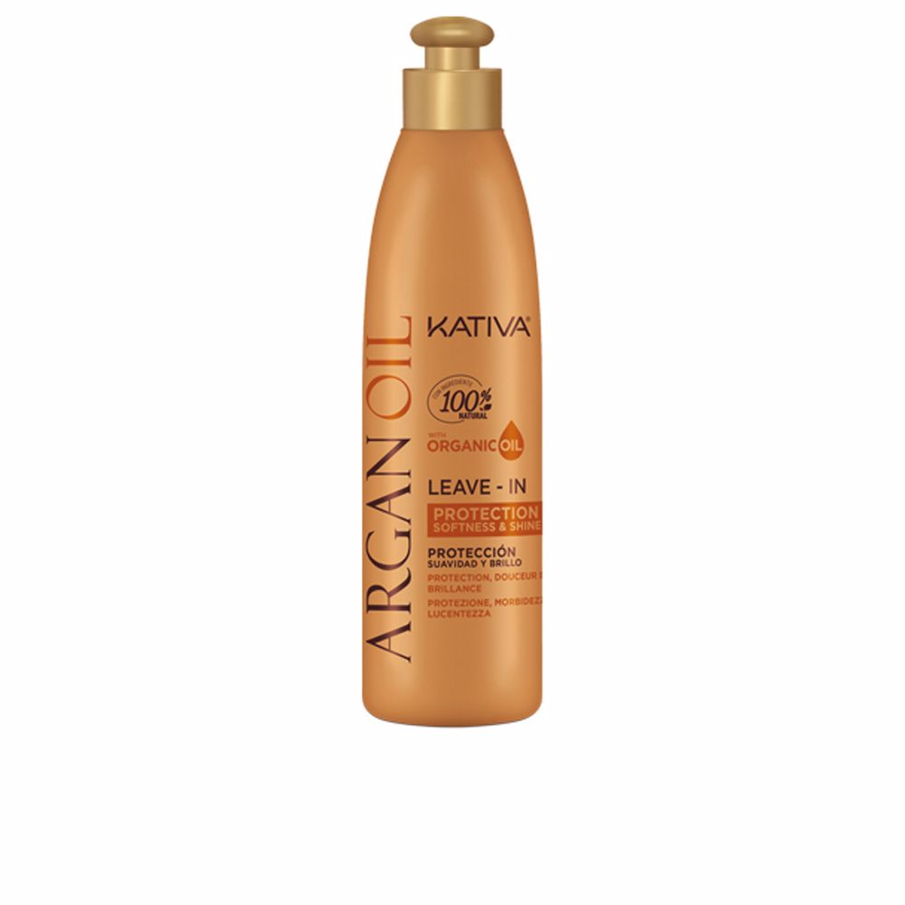 ARGAN OIL leave-in protection