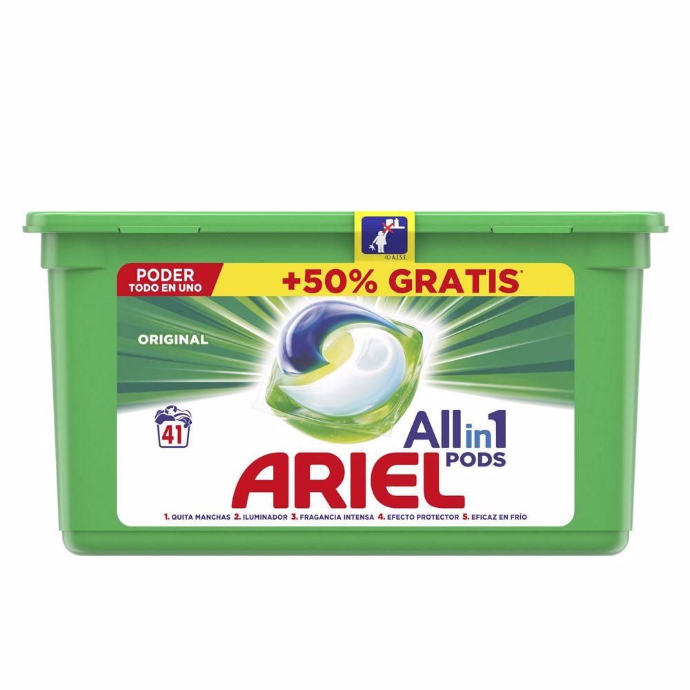 ARIEL PODS 3en1 detergente