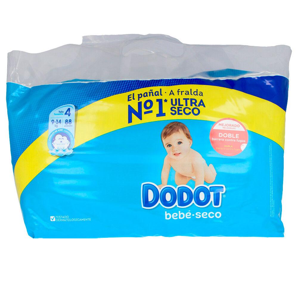 DODOT ETAPAS T4 pañales 9-14 kg