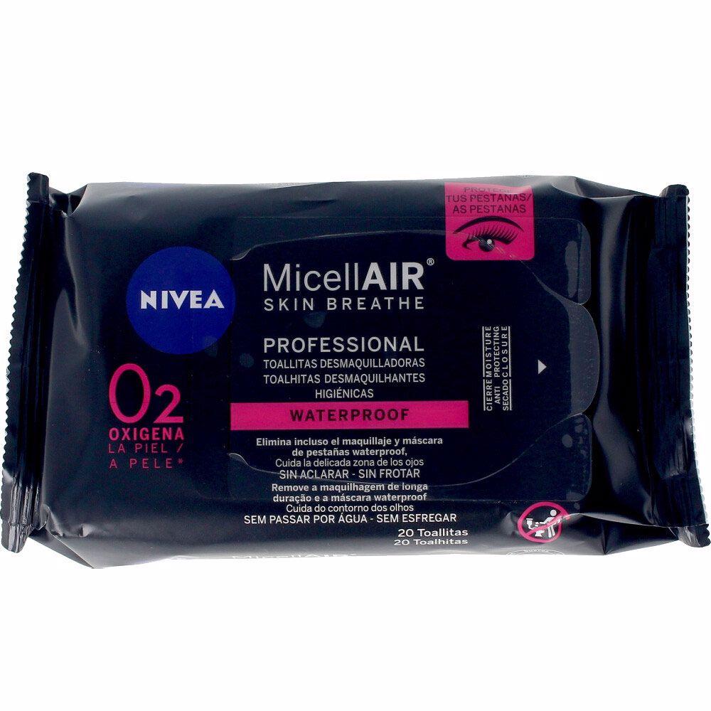 MICELL-AIR PROFESIONAL toallitas desmaquilladoras