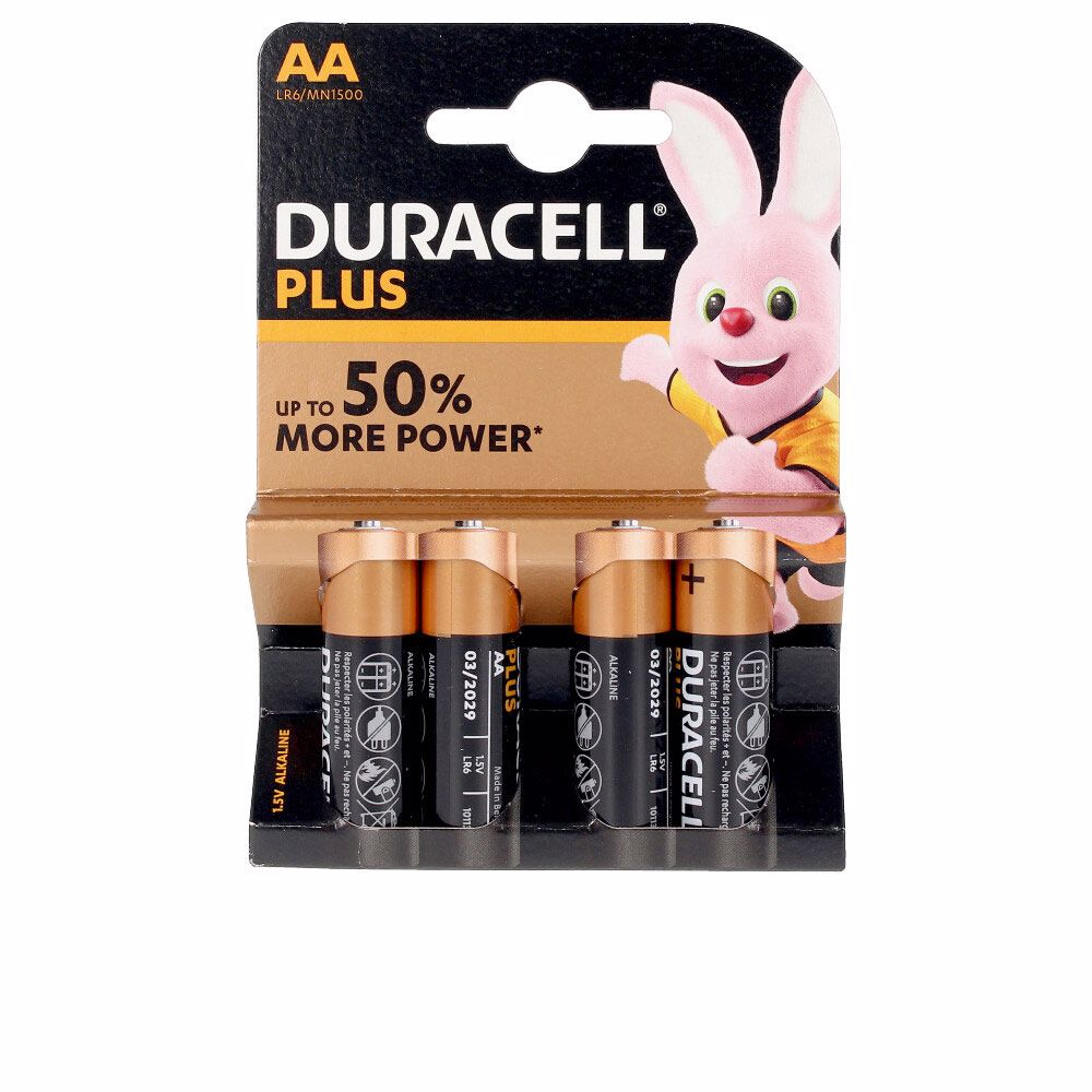 DURACELL PLUS POWER LR06 pilas