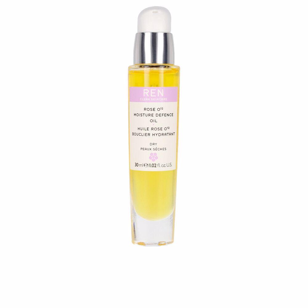 DRY SKINCARE rose 012 moisture defence oil
