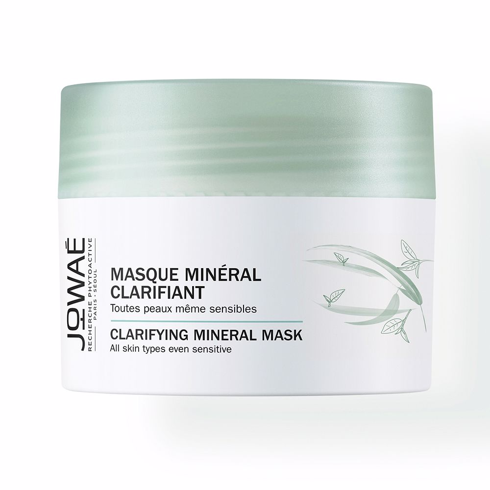 CLARIFYING MINERAL mask