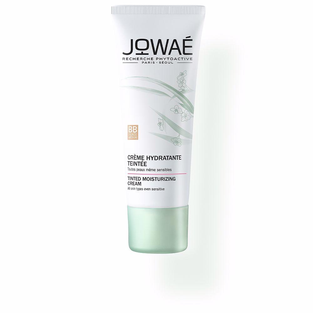 TINTED moisturizing cream