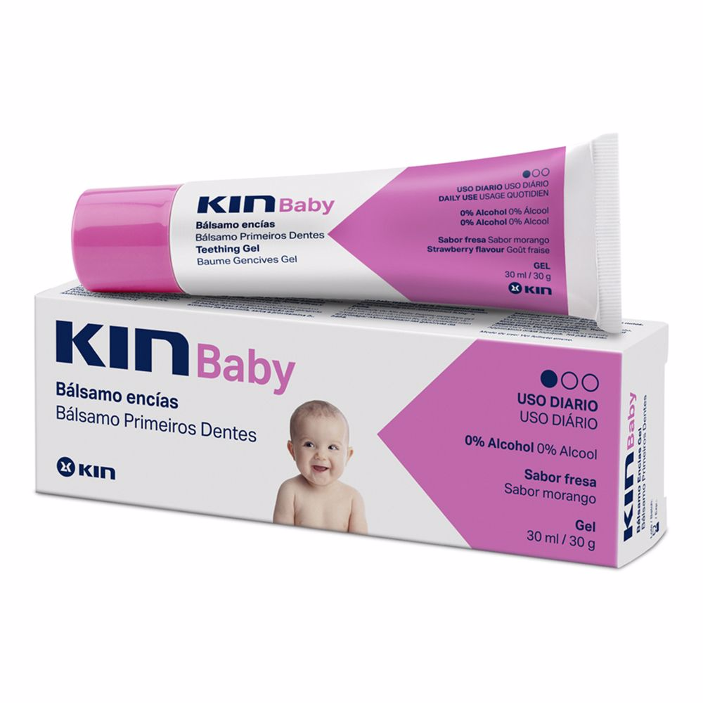 KIN BABY teething gel
