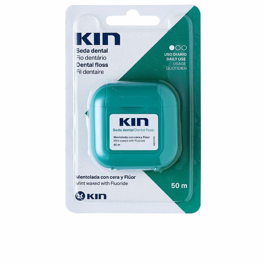 KIN floss with fluor mint