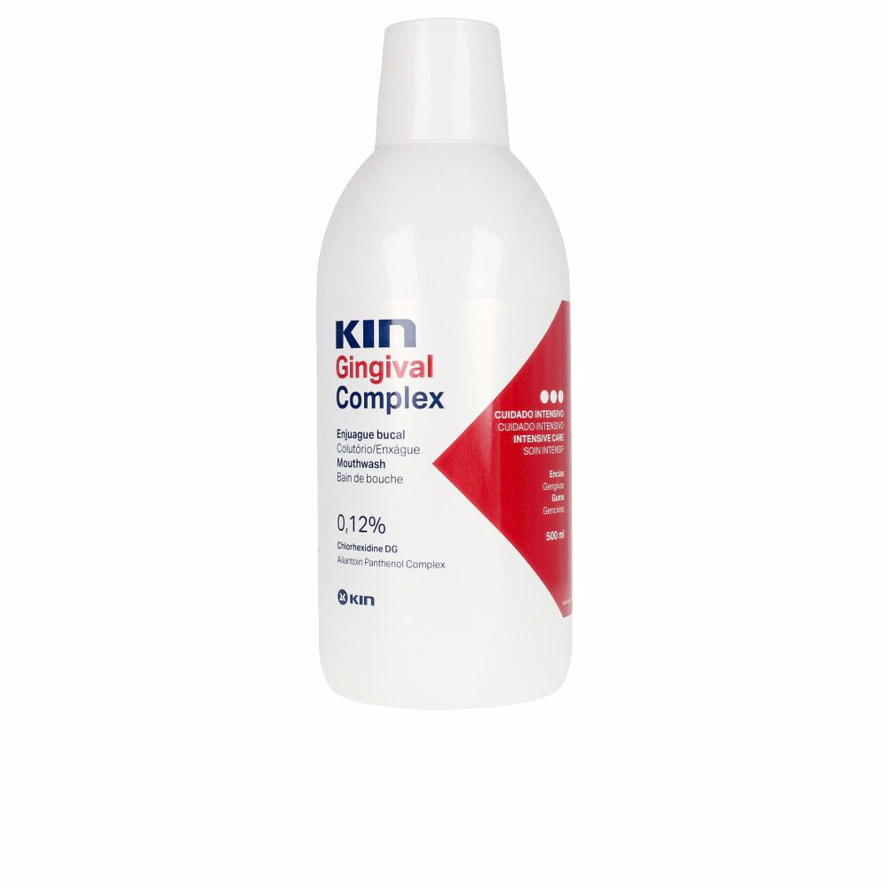 KIN GINGIVAL COMPLEX mouthwash