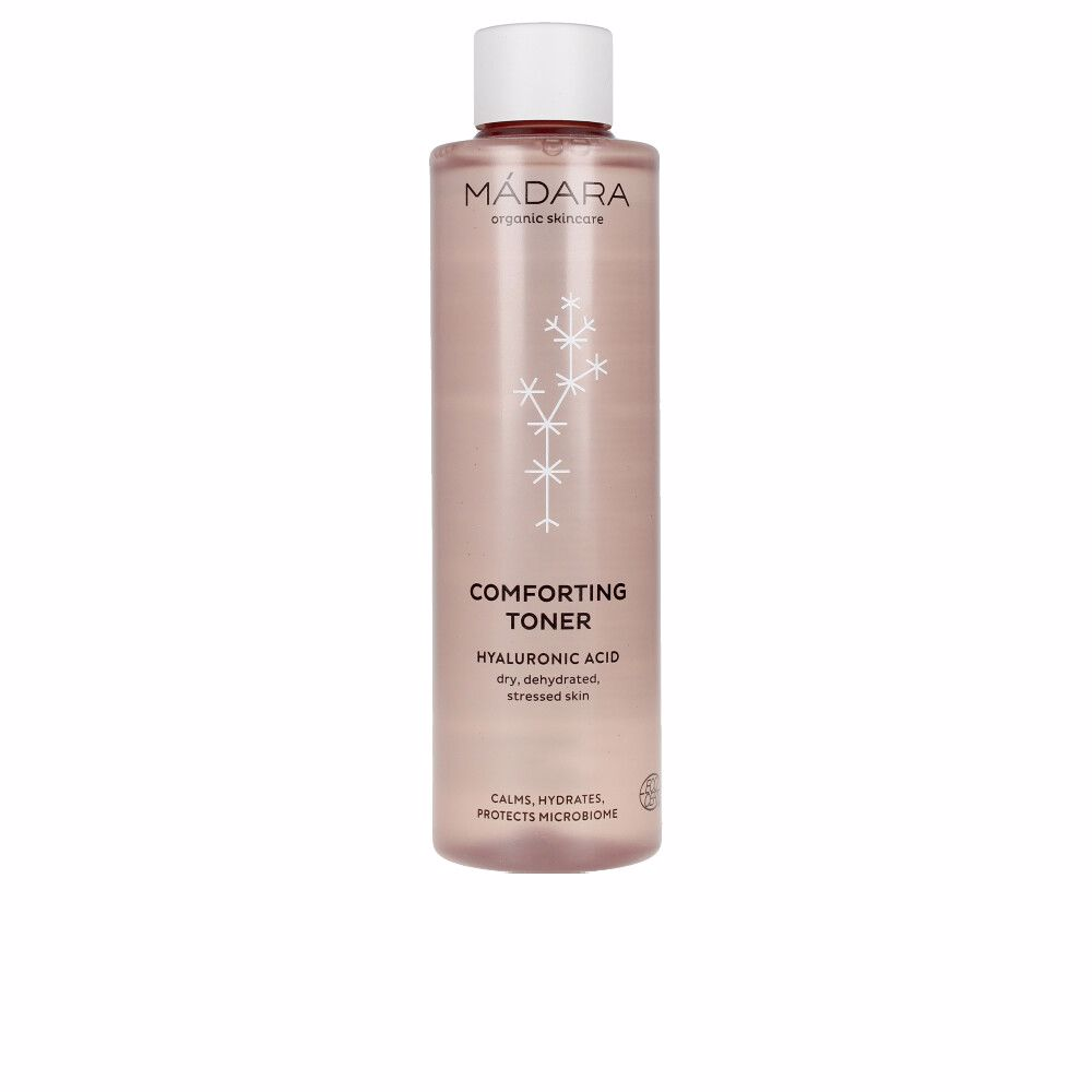 COMFORTING TONER hyaluronic acid dehydrated stressed skin