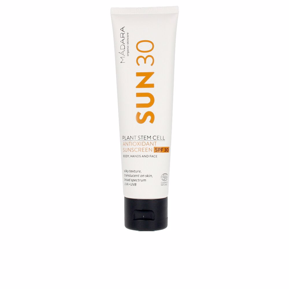 PLANT STEM CELL antioxidant sunscreen SPF30