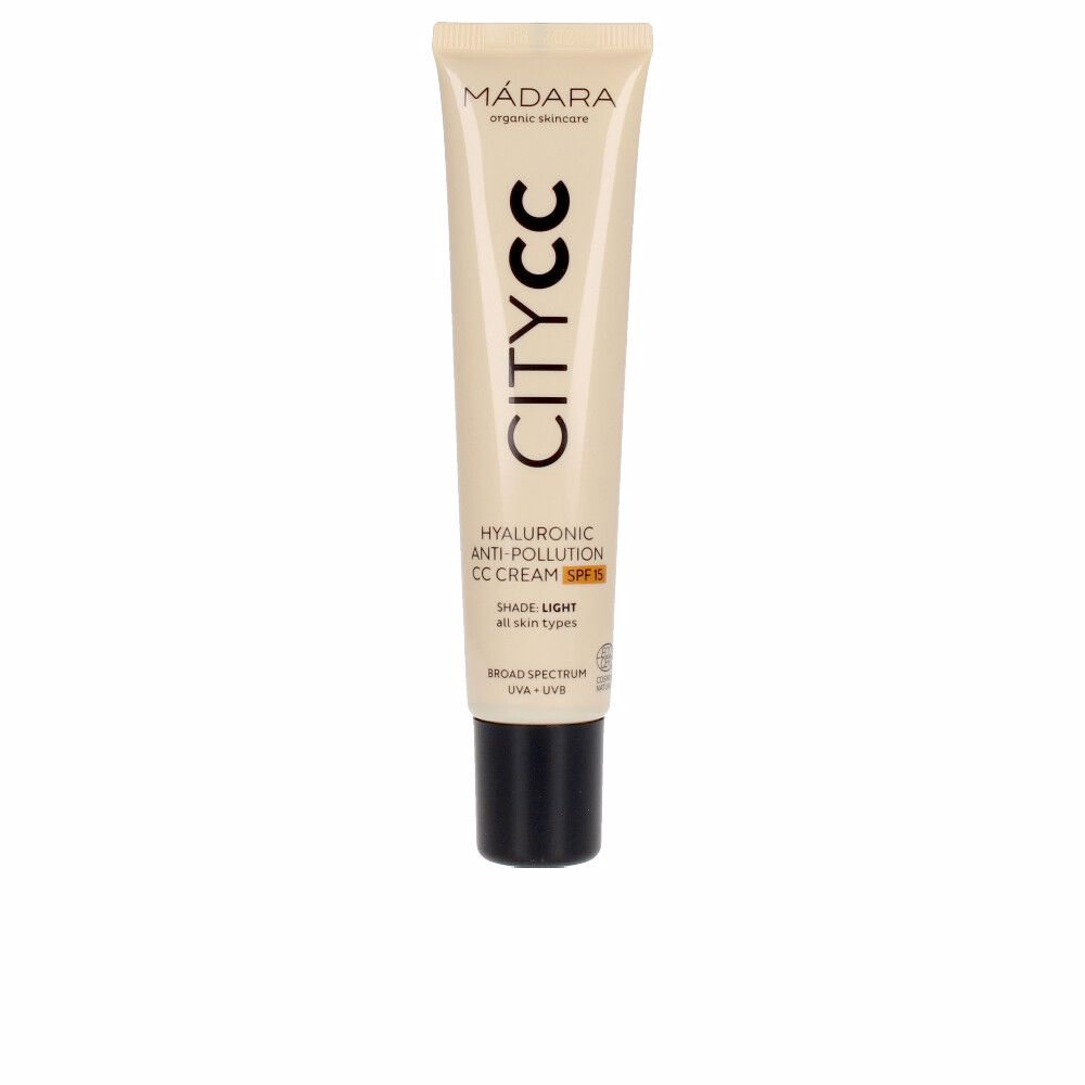 CITYCC hyaluronic anti-pollution CC cream SPF15