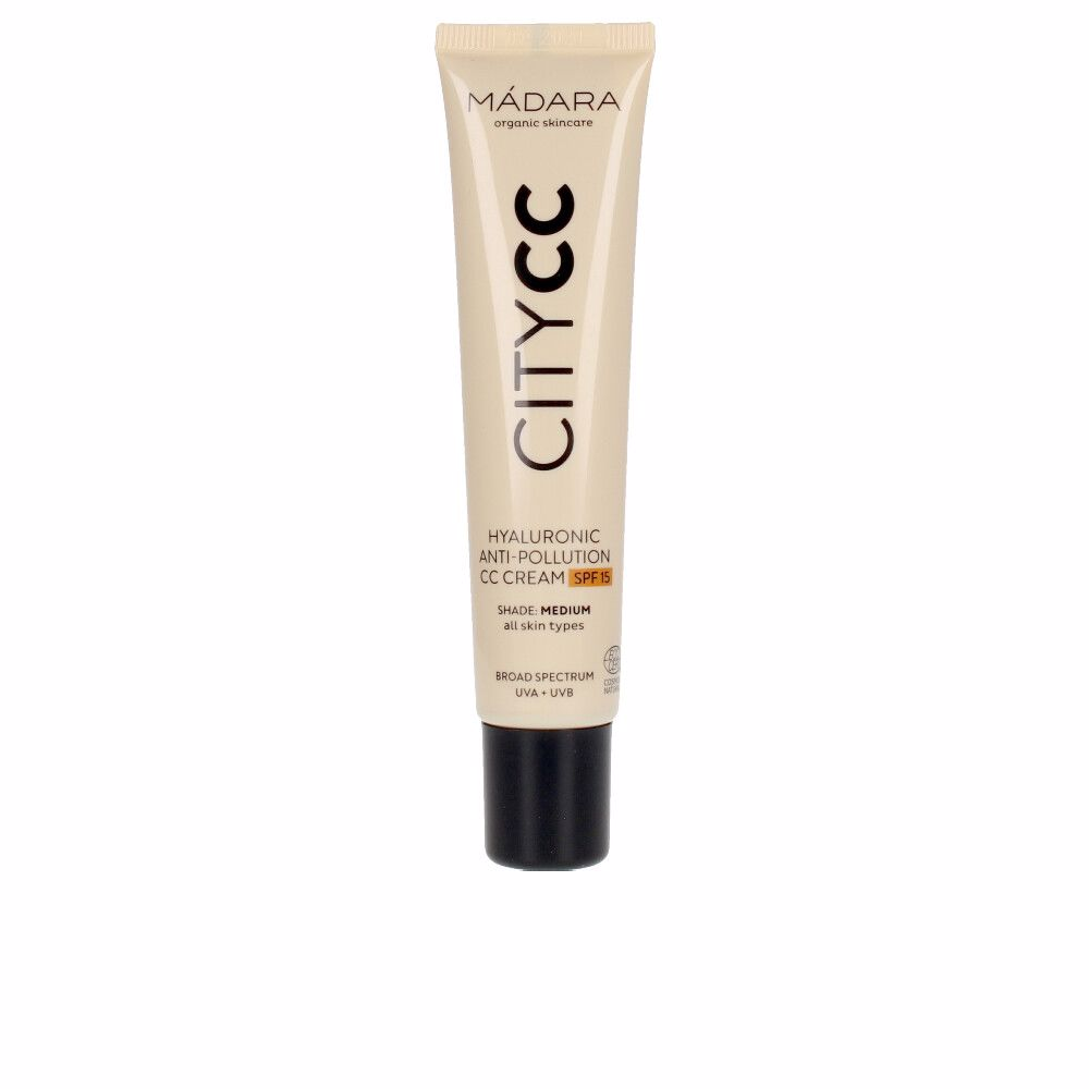 CITYCC hyaluronic anti-pollution CC cream SPF15