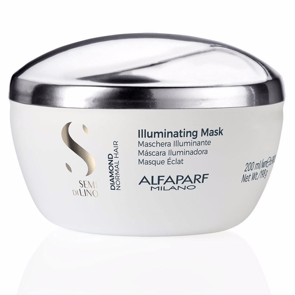 SEMI DI LINO DIAMOND illuminating low mask