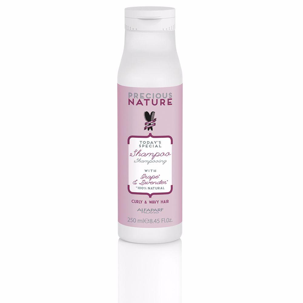 PRECIOUS NATURE CURLY&WAVY HAIR shampoo