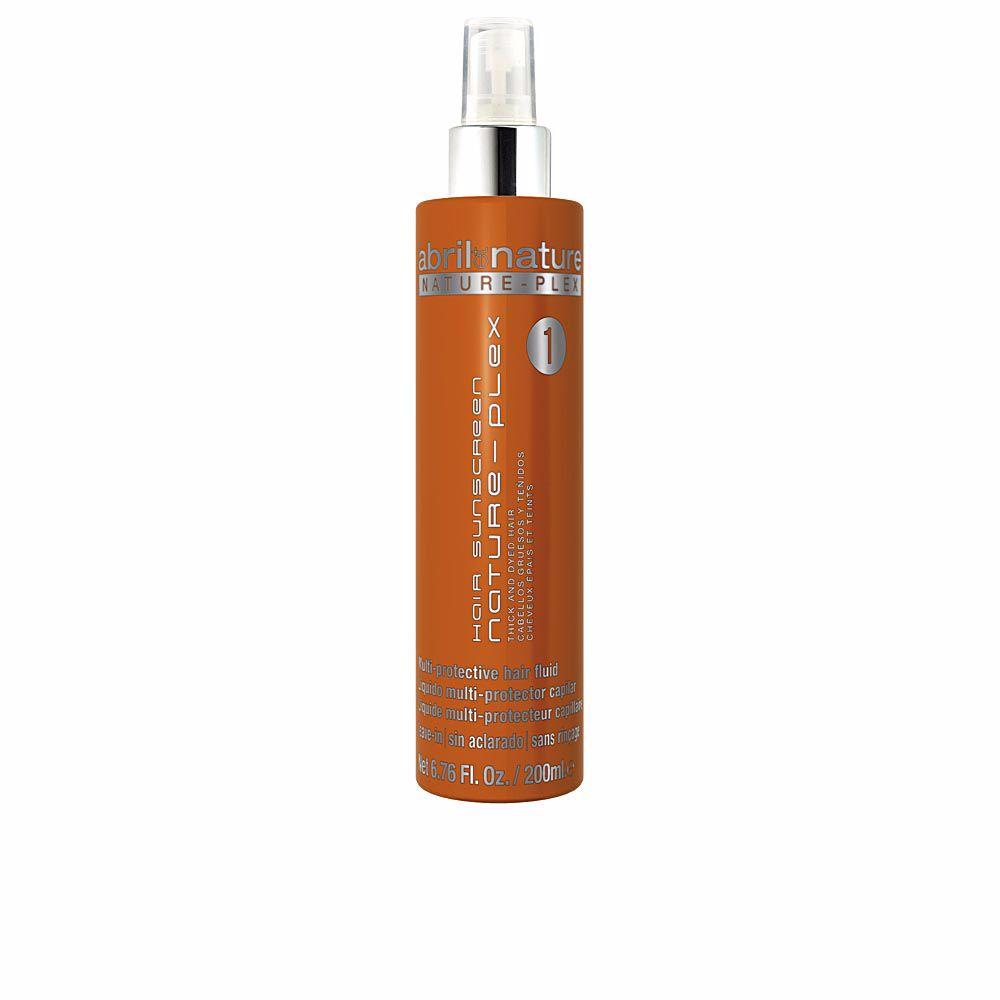 NATURE-PLEX SUNSCREEN #1 multi-protective hair fluid