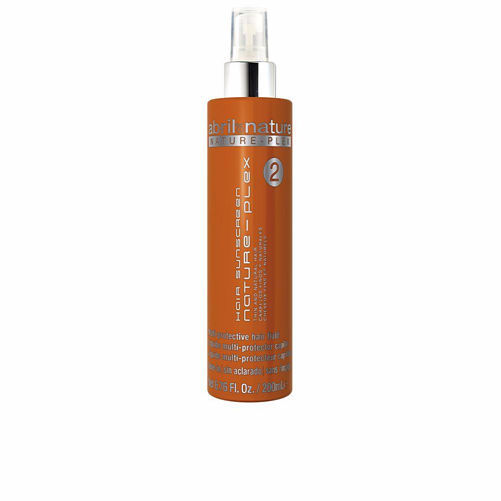 NATURE-PLEX SUNSCREEN #2 multi-protective hair fluid
