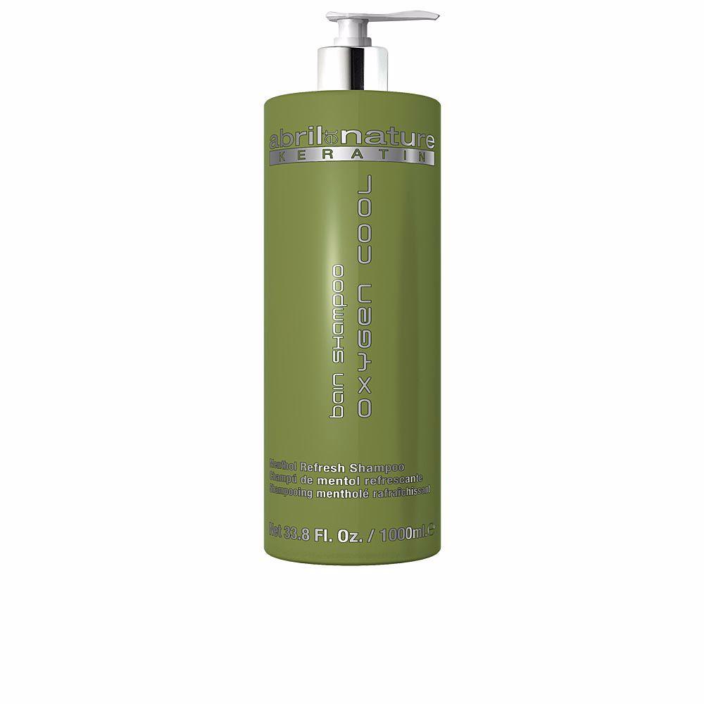 OXIGEN COOL bain shampoo