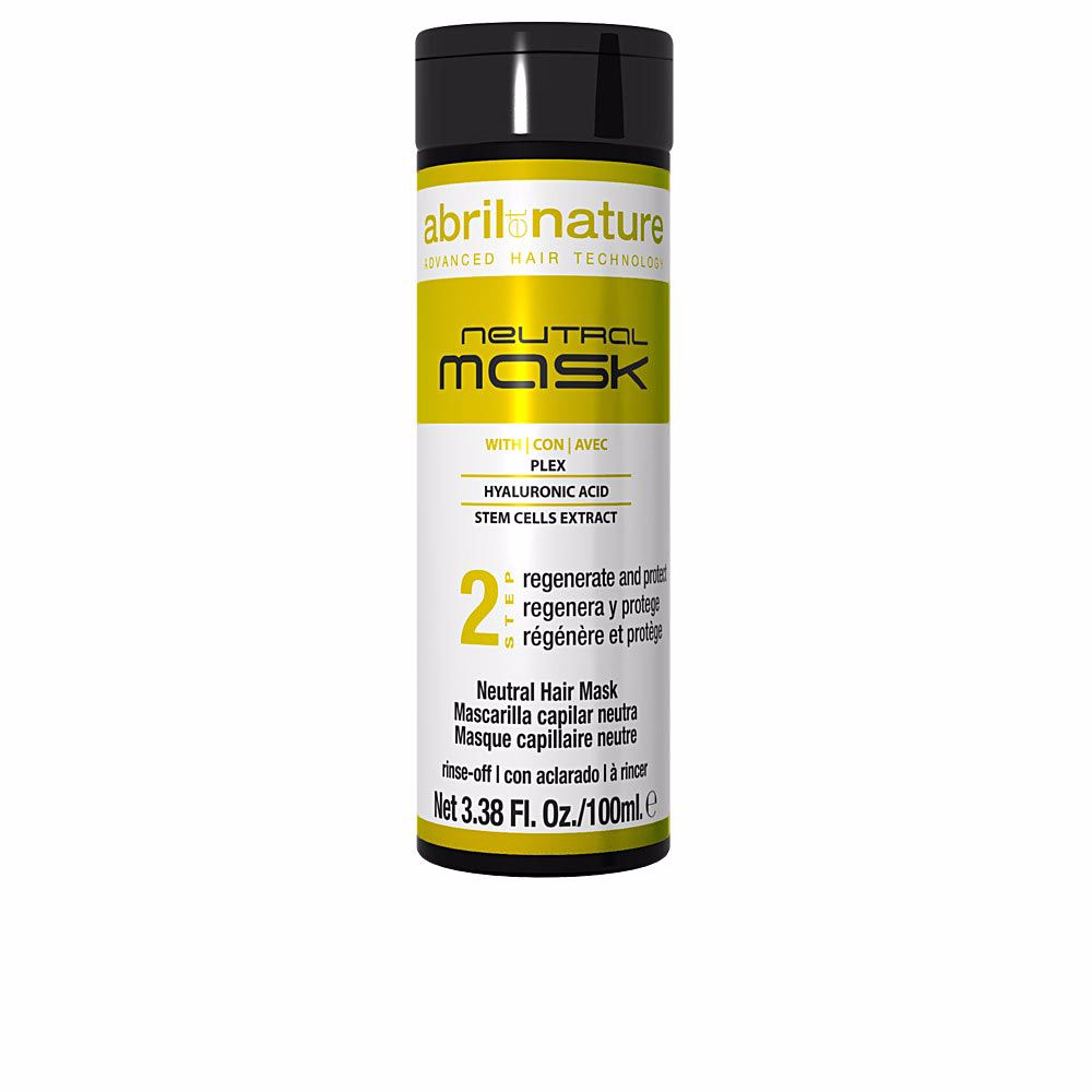 NEUTRAL MASK regenerate and protect