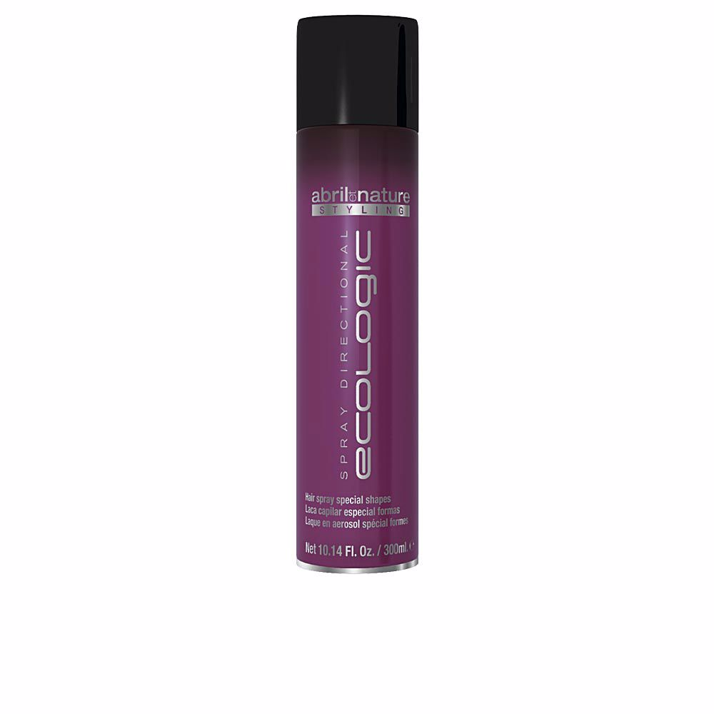STYLING SPRAY DIRECTIONAL ECOLOGIC hair spray special shapes
