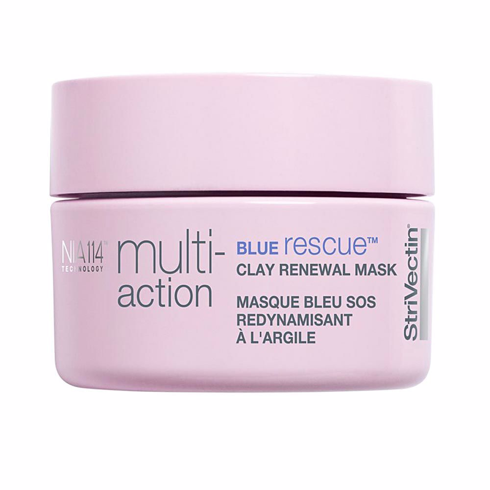 MULTI-ACTION blue rescue mask