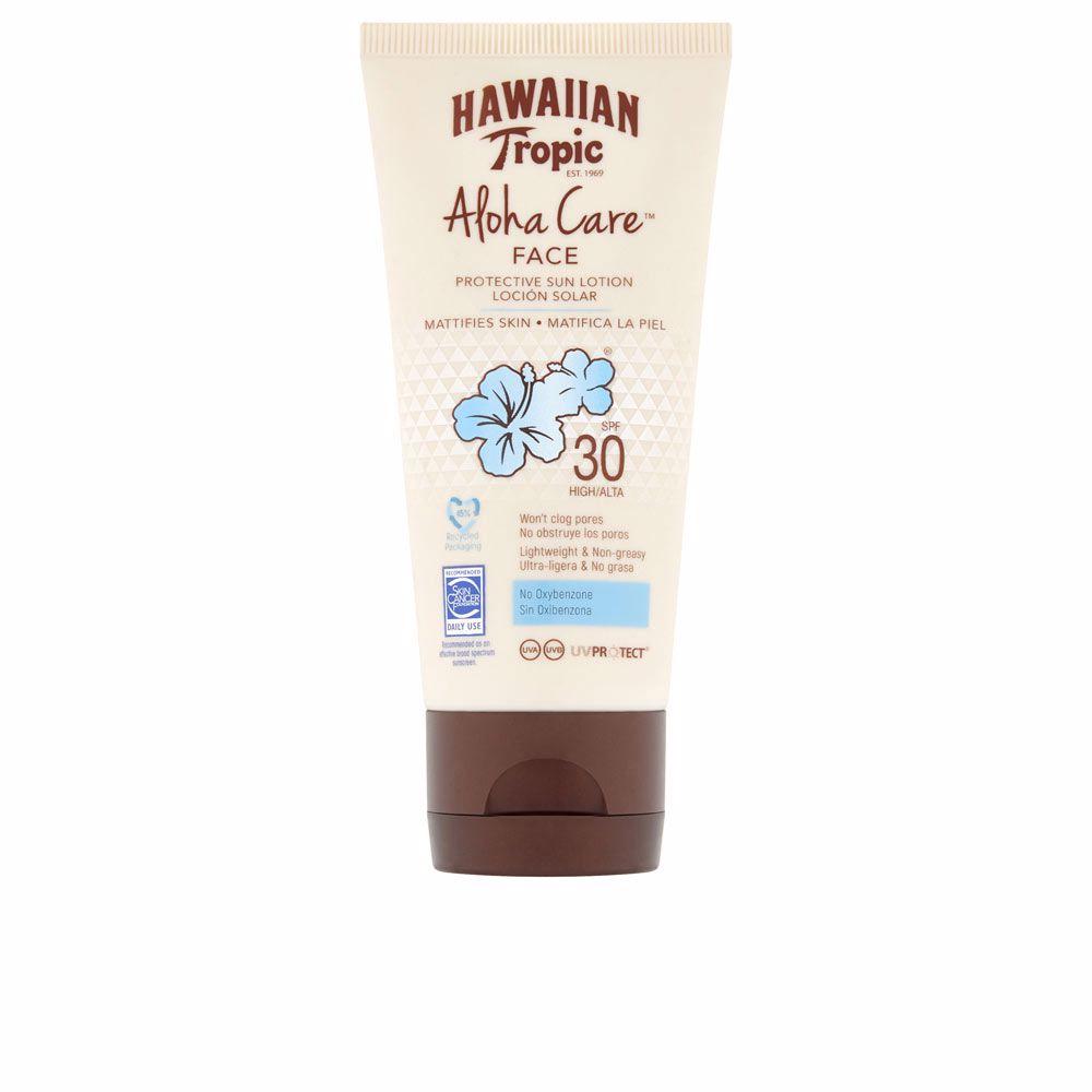 ALOHA CARE FACE sun lotion SPF30