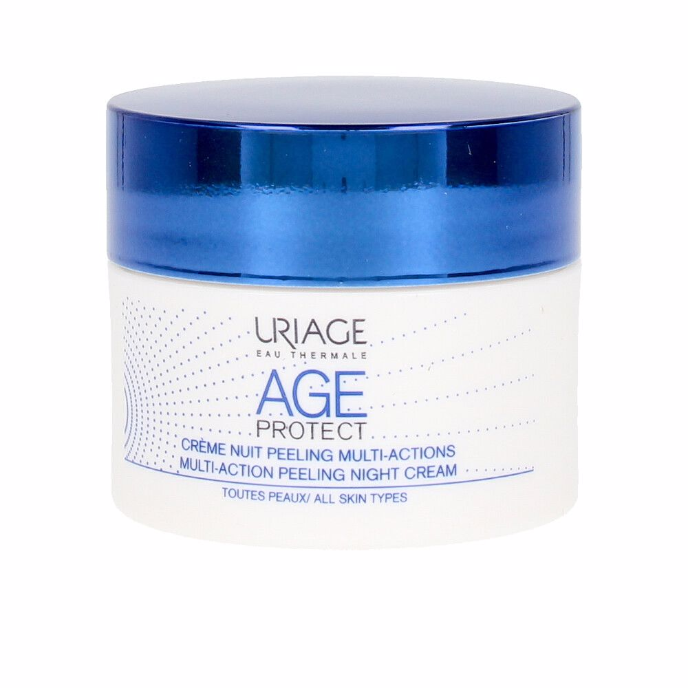 AGE PROTECT multi-action peeling night cream