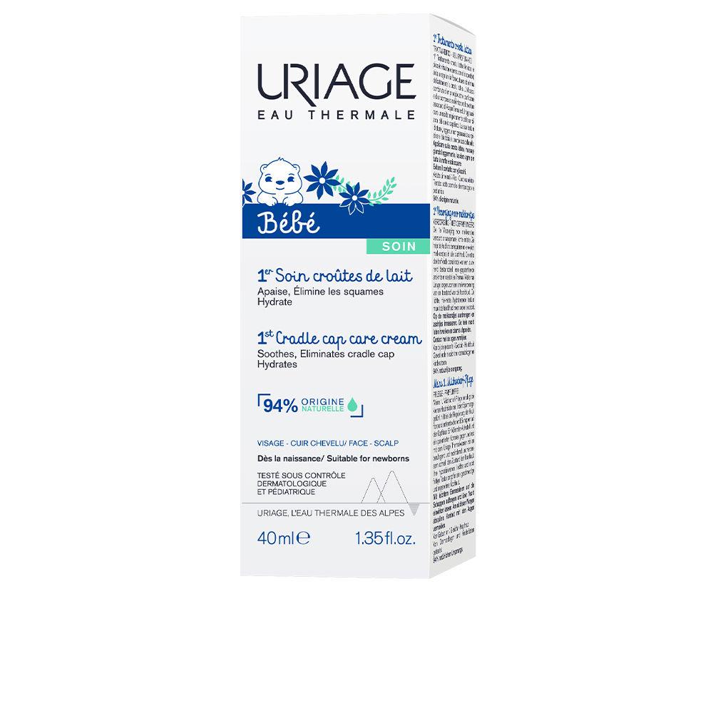 BEBÉ cradle cap skincare cream