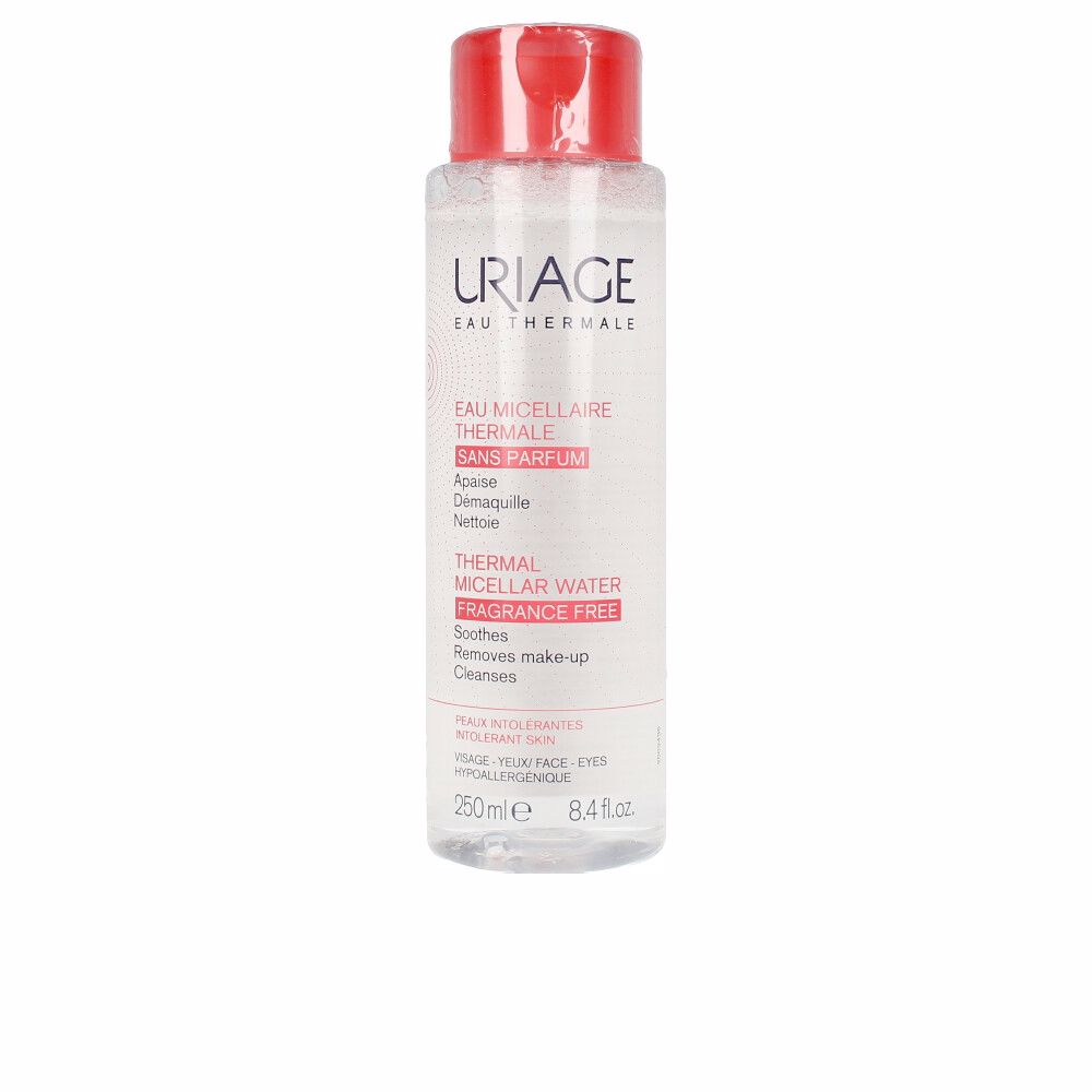 THERMAL micellar water fragance free intolerant skin
