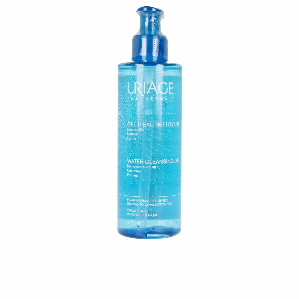 WATER cleansing gel normal to combination skin