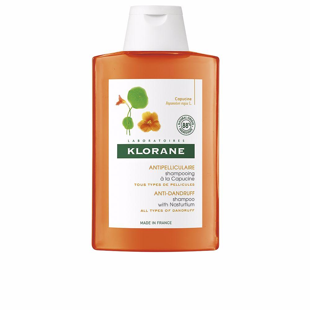ANTI-DANDRUFF shampoo with nasturtium