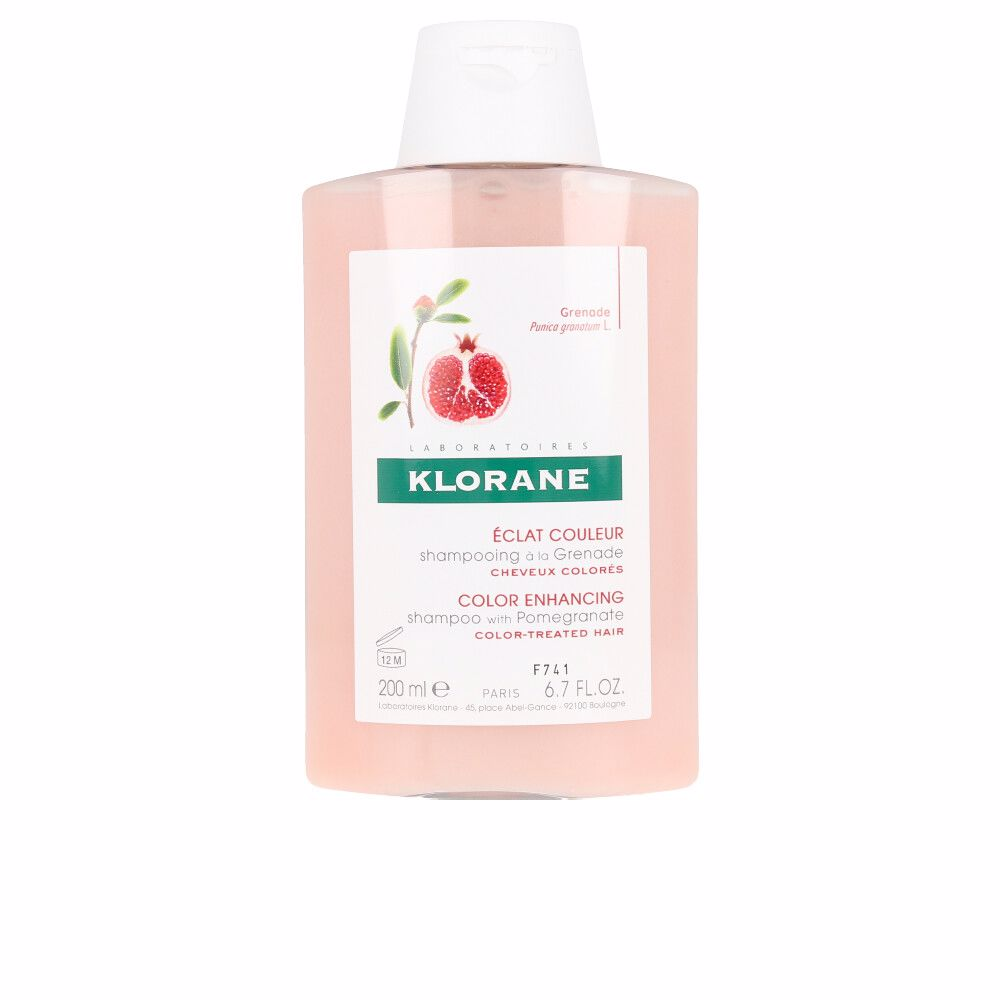 COLOR RADIANCE shampoo with pomegranate
