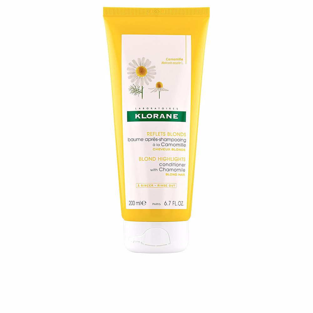 BLOND HIGHLIGHTS conditioner with chamomile