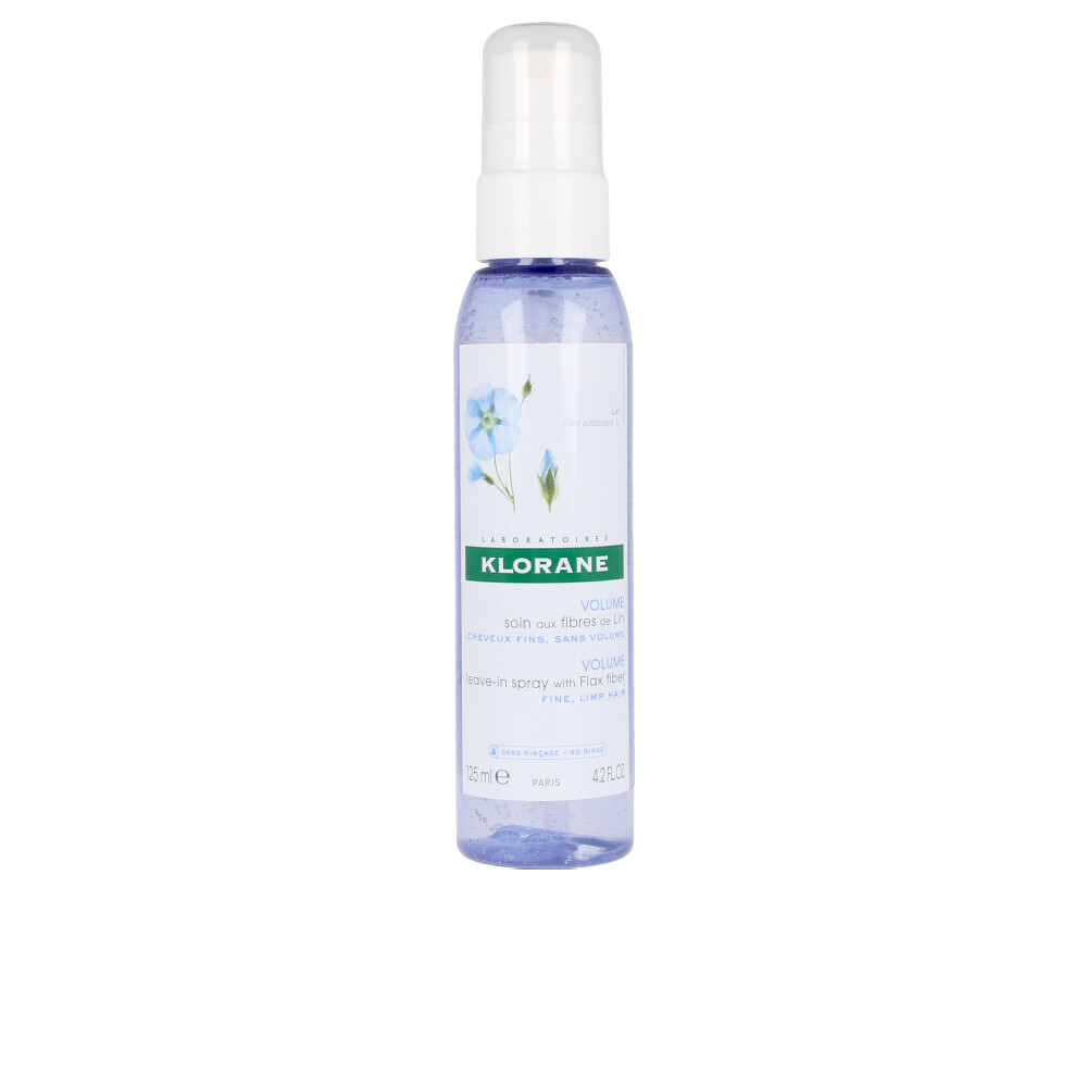 VOLUME leave-in spray with flax fiber