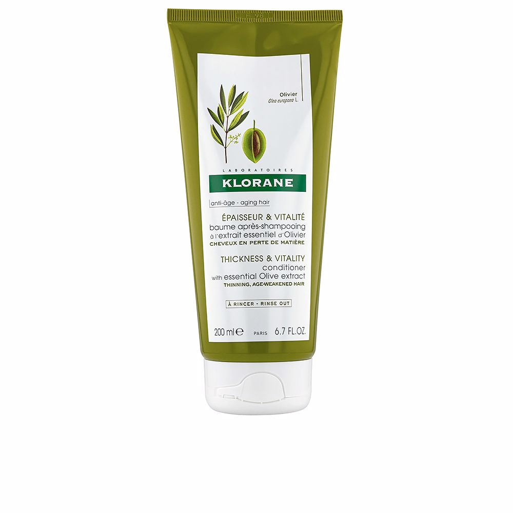 THICKNESS&VITALITY conditioner with essential olive extract