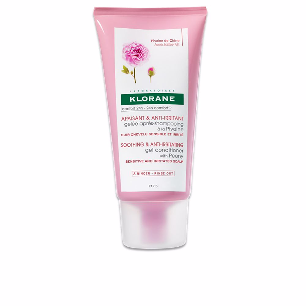 SOOTHING&ANTI-IRRITATING gel conditioner with peony