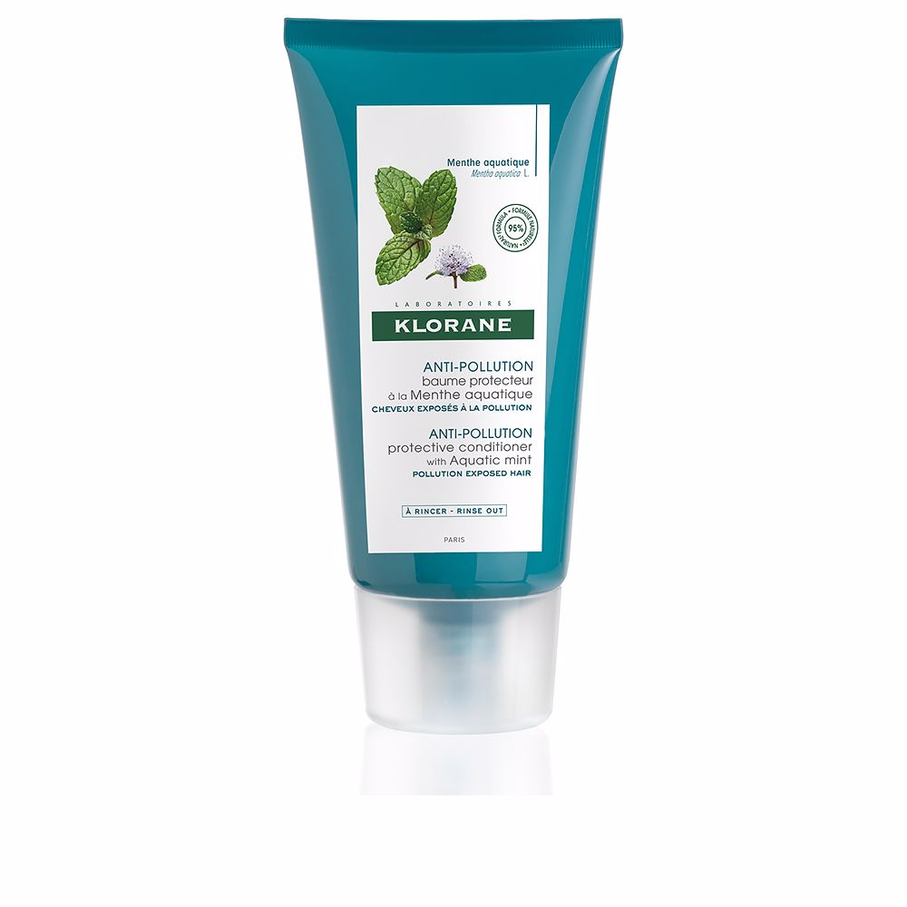 ANTI-POLLUTION protective conditioner aquatic mint
