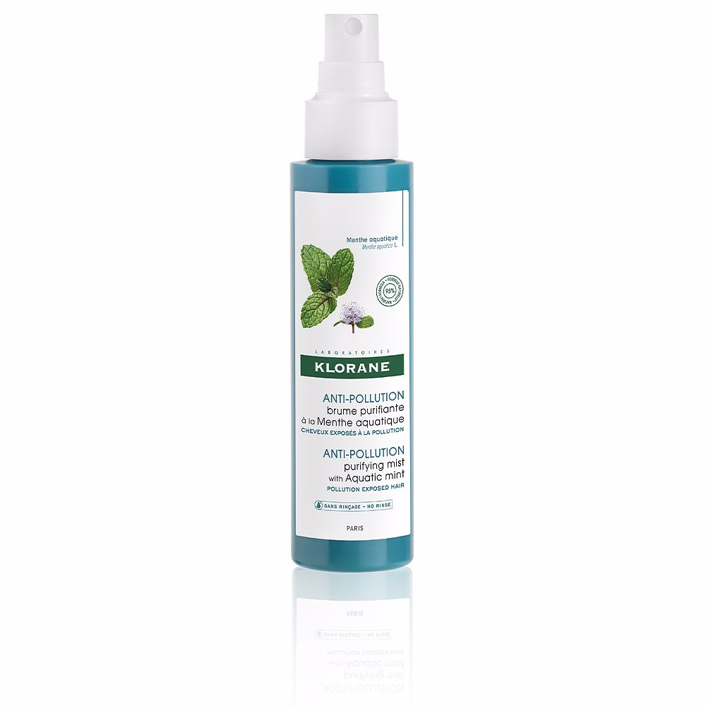 ANTI-POLLUTION purifying mist with aquatic mint